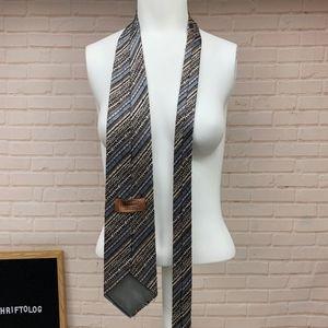 Designer MISSONI Made In Italy 100% Silk Men's Tie